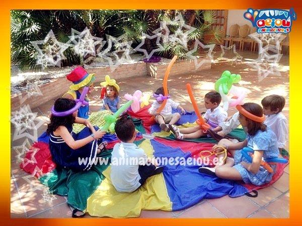Animación de cumpleaños infantiles en L'Eliana