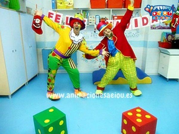 Animaciones para fiestas de cumpleaños infantiles y comuniones en L'Eliana