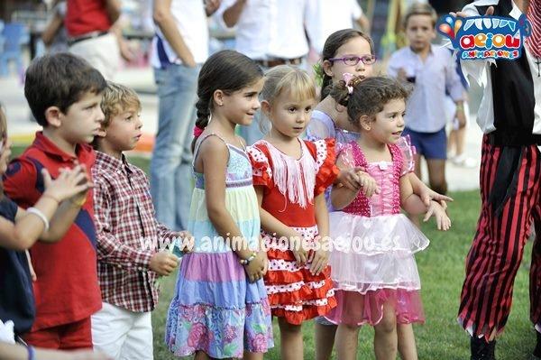 Animación de cumpleaños infantiles en Manises