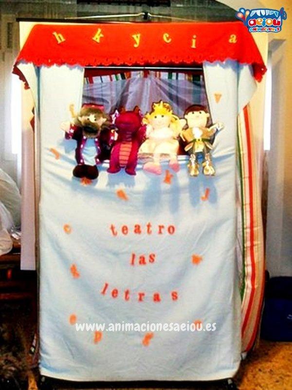 Animaciones para fiestas de cumpleaños infantiles en Paterna