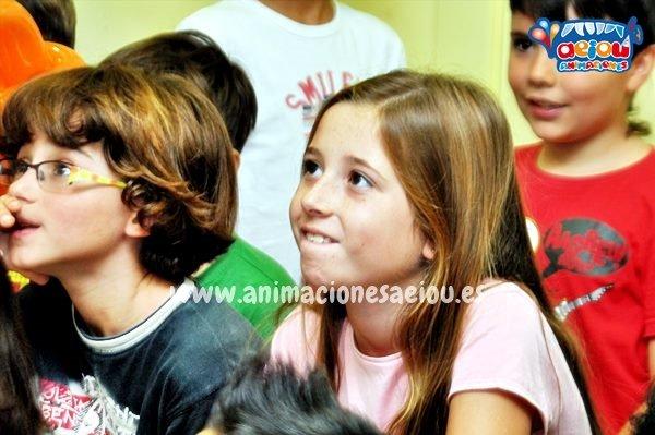 Animaciones de fiestas infantiles en Paterna