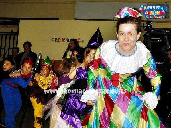Animaciones de fiestas infantiles en Puzol
