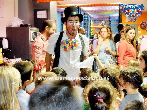 Animación de cumpleaños infantiles en Quart de Poblet