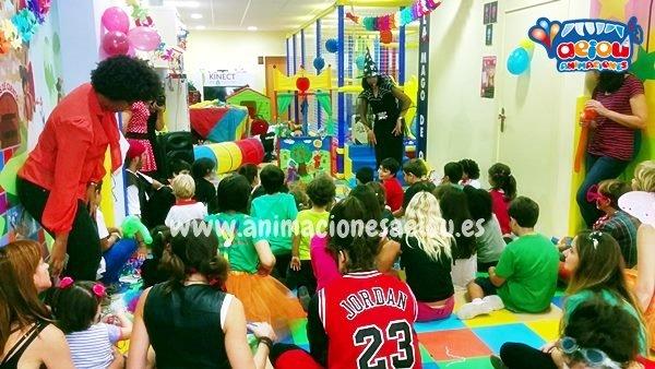 Animaciones para fiestas de cumpleaños infantiles y comuniones en Quart de Poblet