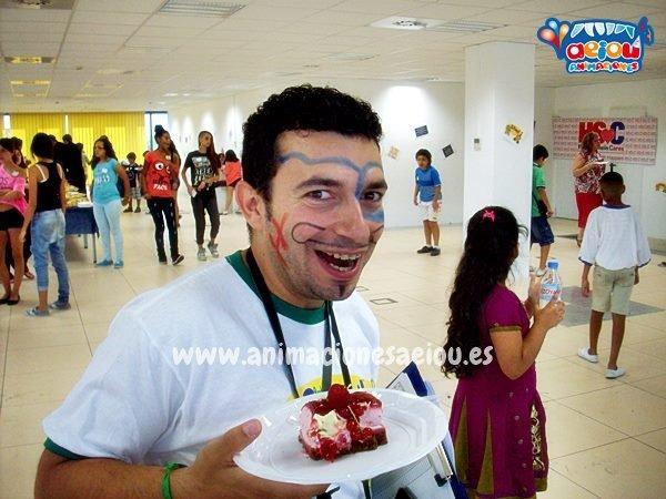 Animación de cumpleaños infantiles en Xàtiva