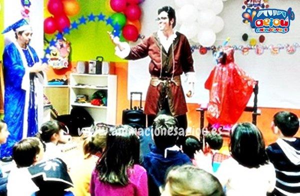 Animaciones de fiestas infantiles en Xirivella