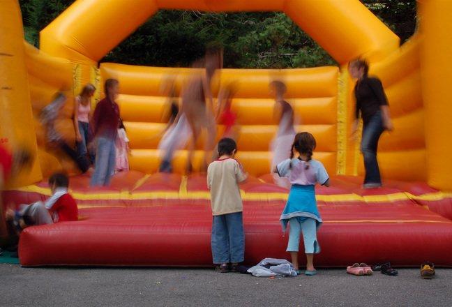 juegos por equipos para cumpleaos infantiles