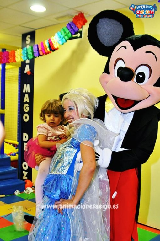 Animadores de fiestas infantiles en L´Eliana