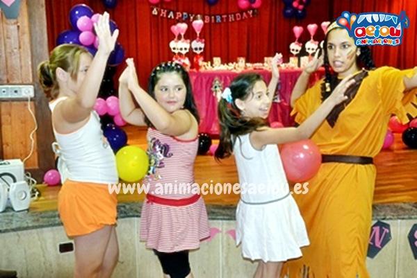 Animadores para fiestas infantiles en Alaquàs