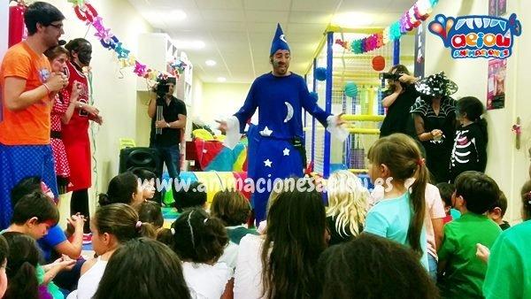 Divertidos Magos de fiestas infantiles en Puzol