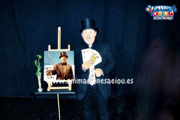 Los mejores Magos para fiestas infantiles en Oliva