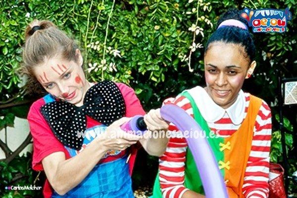 Los mejores animadores de fiestas infantiles en Burjassot