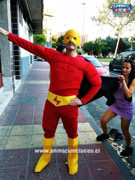 Los mejores animadores de fiestas infantiles en Oliva