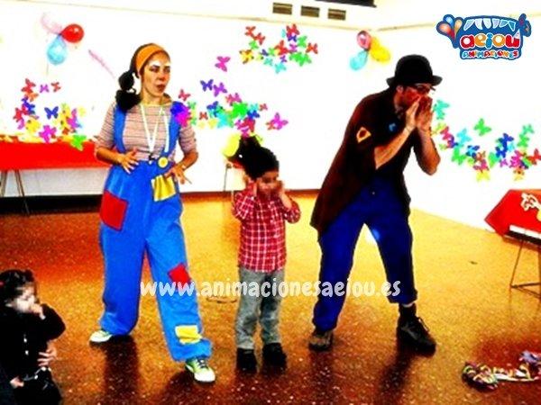 Los mejores animadores para fiestas infantiles en Manises