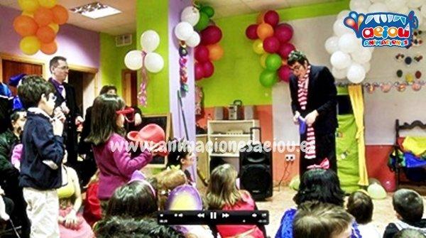 Los mejores animadores para fiestas infantiles en Sagunto