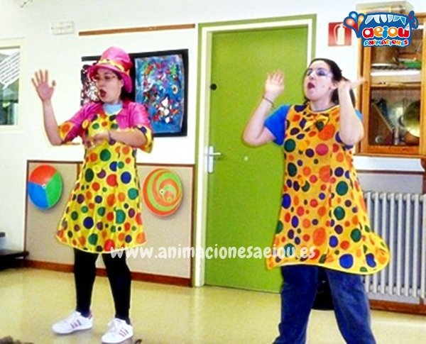 Los mejores animadores para fiestas infantiles en Torrent