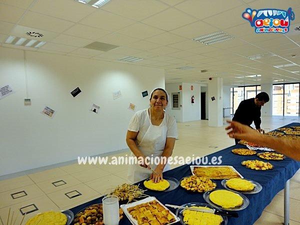 Catering infantil en Valencia