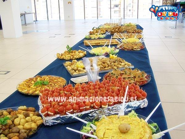Catering para cumpleaños infantiles en Valencia