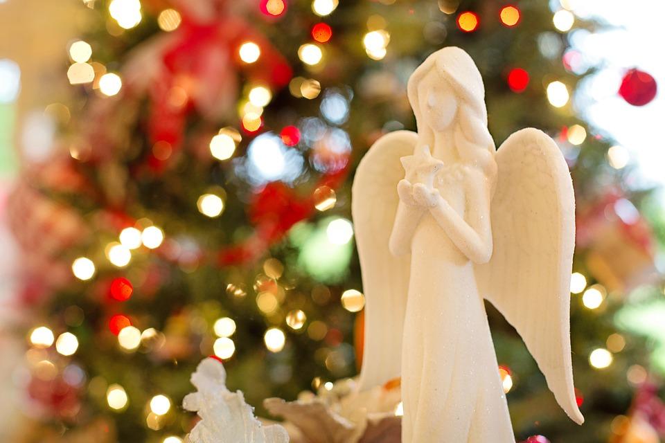 Planes con niños en Navidad en Valencia-angel