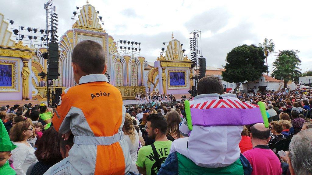 Fiestas infantiles de Carnaval a domicilio