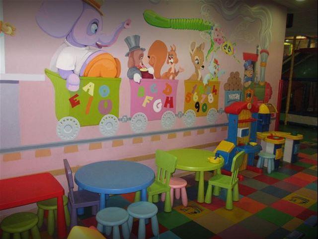 Ludotecas para fiestas infantiles